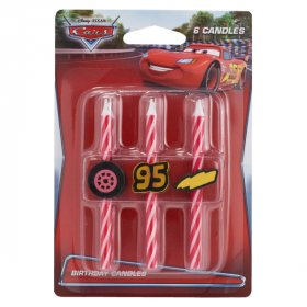 Cars Icon Birthday Character Candles