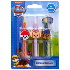 PAW PATROL-ICON Character Candles