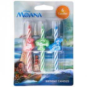 Moana Icon Character Candles