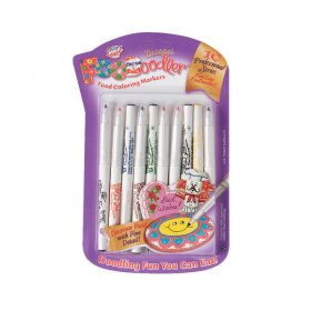 Foodoodler Edible Ink Pens Art Supplies