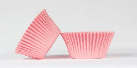 50pc Solid Light Pink Color Standard Size Cupcake Baking Cups Liners Wrappers